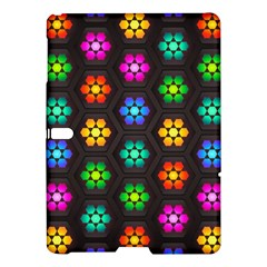 Pattern Background Colorful Design Samsung Galaxy Tab S (10 5 ) Hardshell Case  by Amaryn4rt