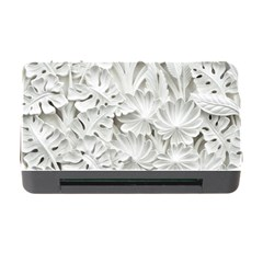 Pattern Motif Decor Memory Card Reader With Cf