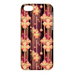 Seamless Pattern Apple Iphone 5c Hardshell Case by Amaryn4rt