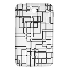 Structure Pattern Network Samsung Galaxy Tab 3 (7 ) P3200 Hardshell Case