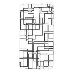 Structure Pattern Network Samsung Galaxy Note 3 N9005 Hardshell Back Case