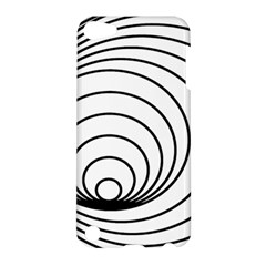 Spiral Eddy Route Symbol Bent Apple Ipod Touch 5 Hardshell Case by Amaryn4rt