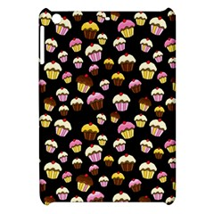 Jammy Cupcakes Pattern Apple Ipad Mini Hardshell Case by Valentinaart