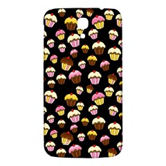 Jammy Cupcakes Pattern Samsung Galaxy Mega I9200 Hardshell Back Case by Valentinaart