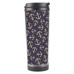 Anchor Ship Travel Tumbler by Jojostore