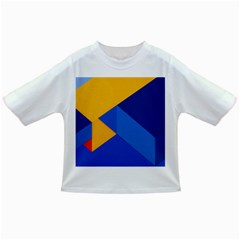 Box Yellow Blue Red Infant/toddler T Shirts by Jojostore
