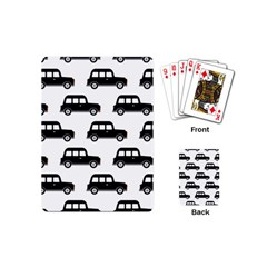 Car Playing Cards (mini)
