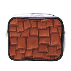 Chocolate Mini Toiletries Bags