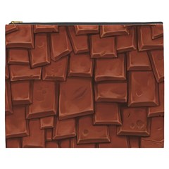 Chocolate Cosmetic Bag (xxxl)