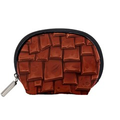 Chocolate Accessory Pouches (small)  by Jojostore