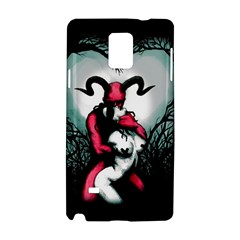 Happily Ever After Samsung Galaxy Note 4 Hardshell Case by lvbart
