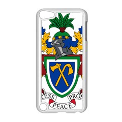 Coat Of Arms Of The Gambia Apple Ipod Touch 5 Case (white) by abbeyz71