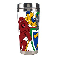 Coat Of Arms Of The Gambia Stainless Steel Travel Tumblers by abbeyz71