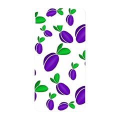 Decorative Plums Pattern Samsung Galaxy Alpha Hardshell Back Case