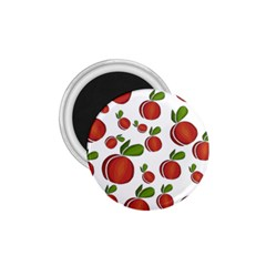 Peaches Pattern 1 75  Magnets by Valentinaart