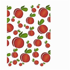 Peaches Pattern Small Garden Flag (two Sides)