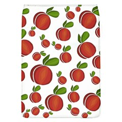 Peaches Pattern Flap Covers (l)  by Valentinaart
