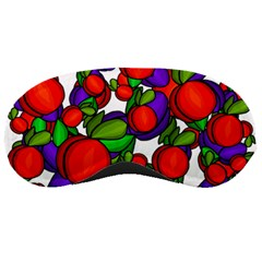 Peaches And Plums Sleeping Masks