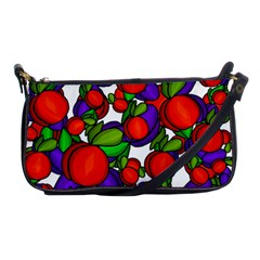 Peaches And Plums Shoulder Clutch Bags