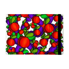 Peaches And Plums Ipad Mini 2 Flip Cases by Valentinaart