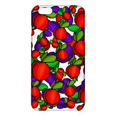 Peaches And Plums Iphone 6 Plus/6s Plus Tpu Case by Valentinaart