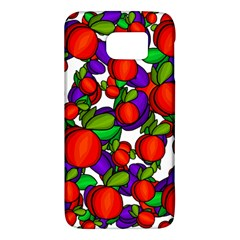 Peaches And Plums Galaxy S6 by Valentinaart