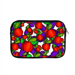 Peaches And Plums Apple Macbook Pro 15  Zipper Case