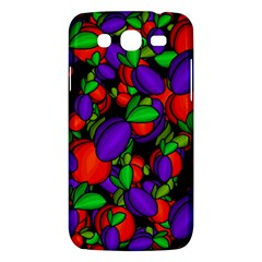 Plums And Peaches Samsung Galaxy Mega 5 8 I9152 Hardshell Case  by Valentinaart