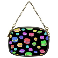 Colorful Macaroons Chain Purses (two Sides)