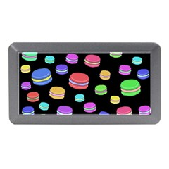 Colorful Macaroons Memory Card Reader (mini) by Valentinaart