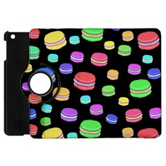 Colorful Macaroons Apple Ipad Mini Flip 360 Case by Valentinaart