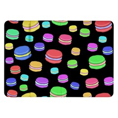 Colorful Macaroons Samsung Galaxy Tab 8 9  P7300 Flip Case by Valentinaart