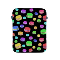 Colorful Macaroons Apple Ipad 2/3/4 Protective Soft Cases by Valentinaart