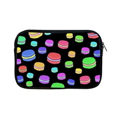 Colorful Macaroons Apple Ipad Mini Zipper Cases by Valentinaart