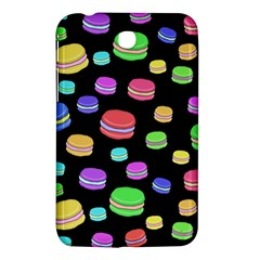 Colorful Macaroons Samsung Galaxy Tab 3 (7 ) P3200 Hardshell Case  by Valentinaart