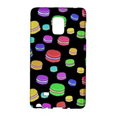 Colorful Macaroons Galaxy Note Edge by Valentinaart