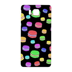 Colorful Macaroons Samsung Galaxy Alpha Hardshell Back Case by Valentinaart