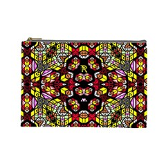 Queen Design 456 Cosmetic Bag (large)  by MRTACPANS