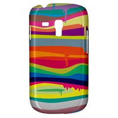 Colorfull Rainbow Galaxy S3 Mini by Jojostore