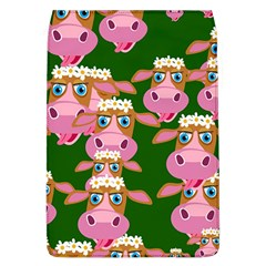 Cow Pattern Flap Covers (l)