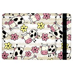 Cow Animals Ipad Air Flip by Jojostore