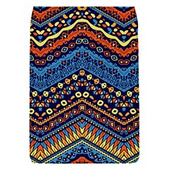 Cute Hand Drawn Ethnic Pattern Flap Covers (s)  by Jojostore