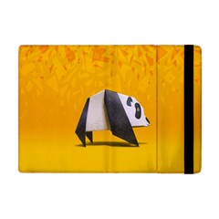 Cute Panda Apple Ipad Mini Flip Case by Jojostore