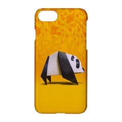 Cute Panda Apple Iphone 7 Hardshell Case by Jojostore