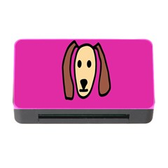 Face Dog Memory Card Reader With Cf