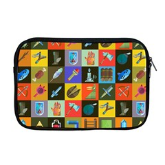 Equipment Work Apple Macbook Pro 17  Zipper Case