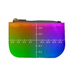 Formula Plane Rainbow Mini Coin Purses by Jojostore