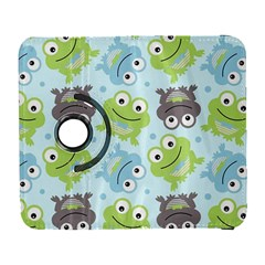 Frog Green Galaxy S3 (flip/folio)