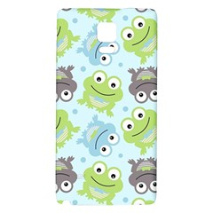 Frog Green Galaxy Note 4 Back Case by Jojostore