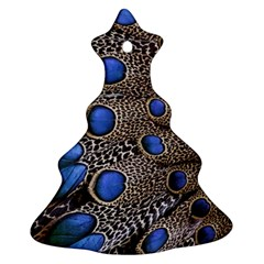 Feathers Peacock Light Ornament (christmas Tree)